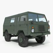C303 - Militärfahrzeug 3d model
