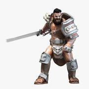Персонаж Орка 3d model