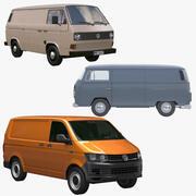 Vervoerders 3d model