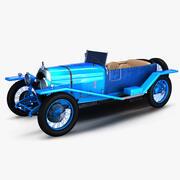 1923 Chenard & Walcker Sport 3 litros modelo 3d