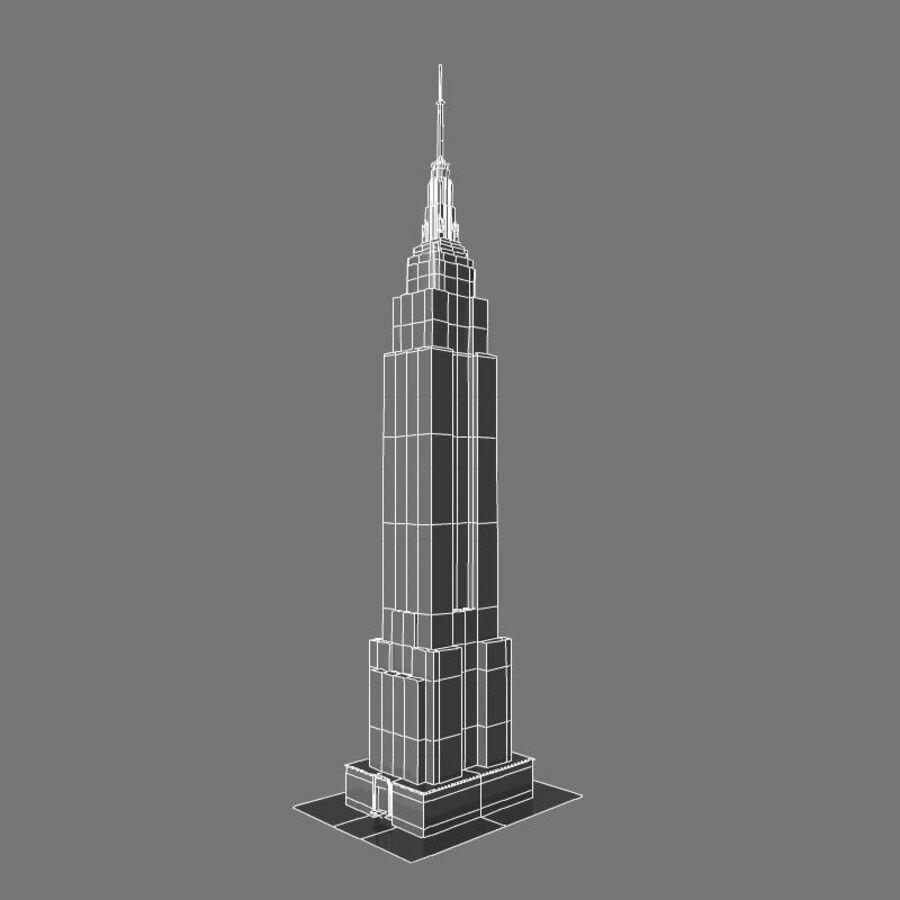 高层建筑 royalty-free 3d model - Preview no. 36