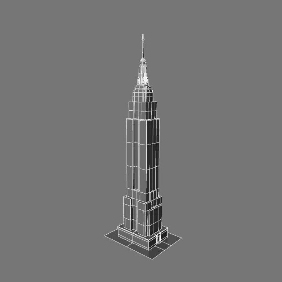 高层建筑 royalty-free 3d model - Preview no. 28