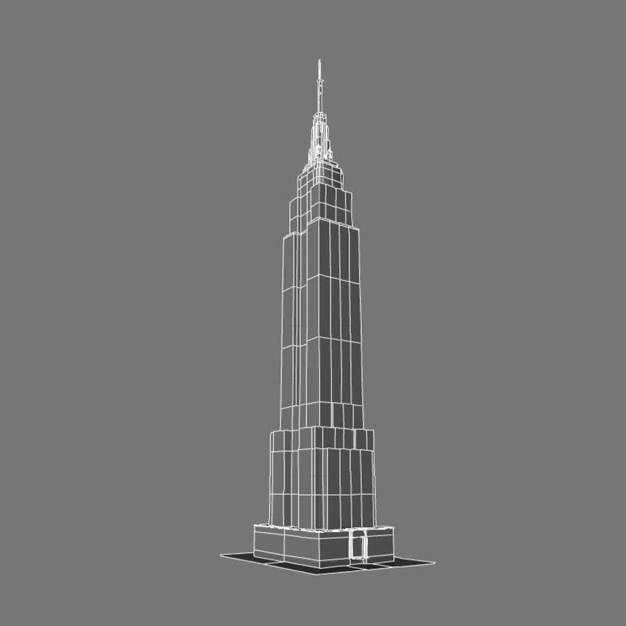 高层建筑 royalty-free 3d model - Preview no. 30