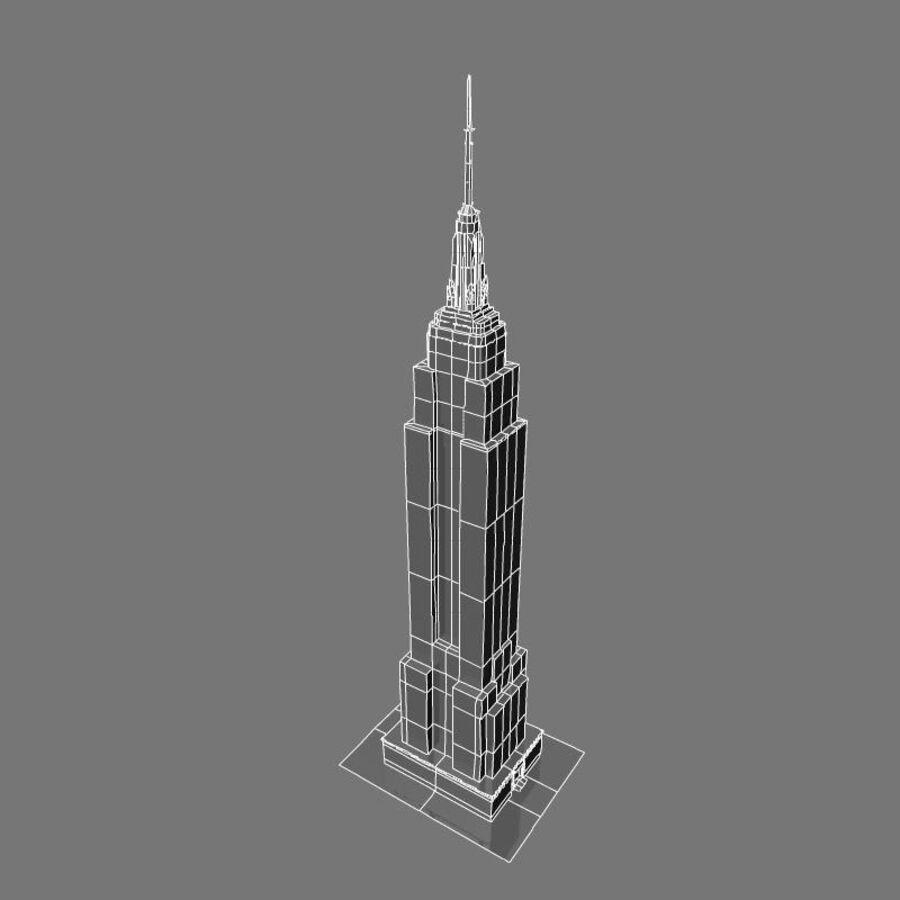 高层建筑 royalty-free 3d model - Preview no. 31
