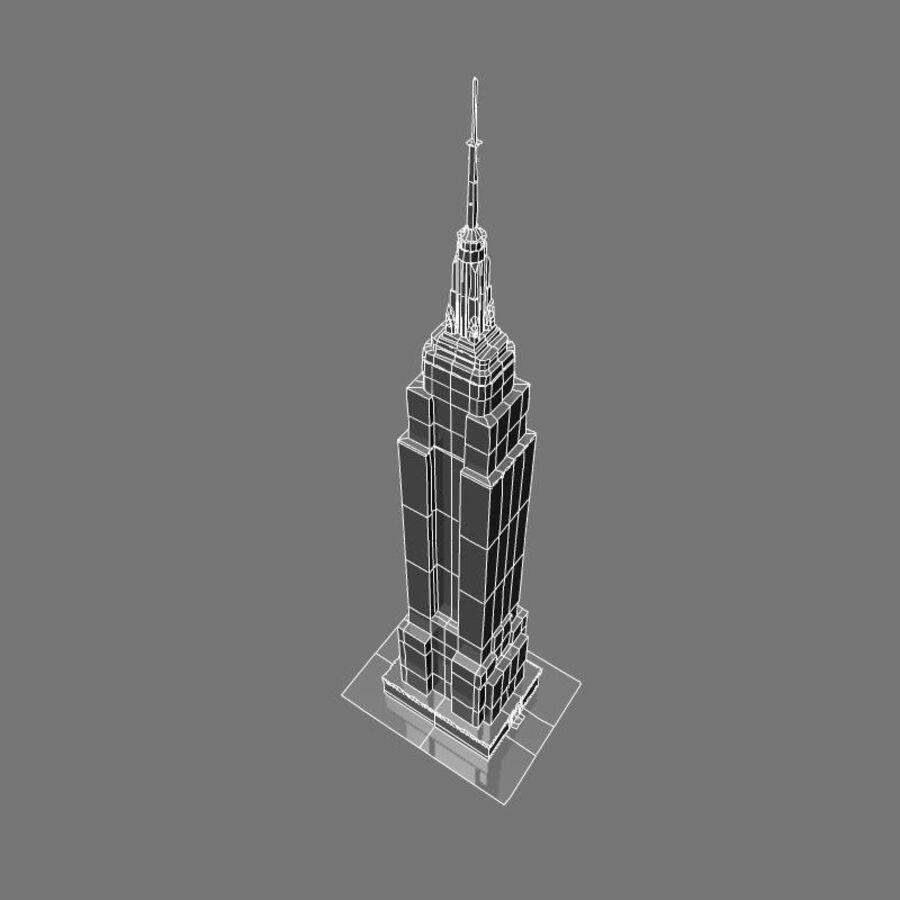 高层建筑 royalty-free 3d model - Preview no. 32
