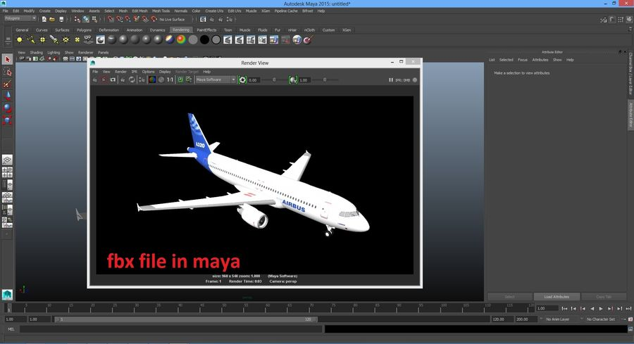 Airbus A320 royalty-free 3d model - Preview no. 40