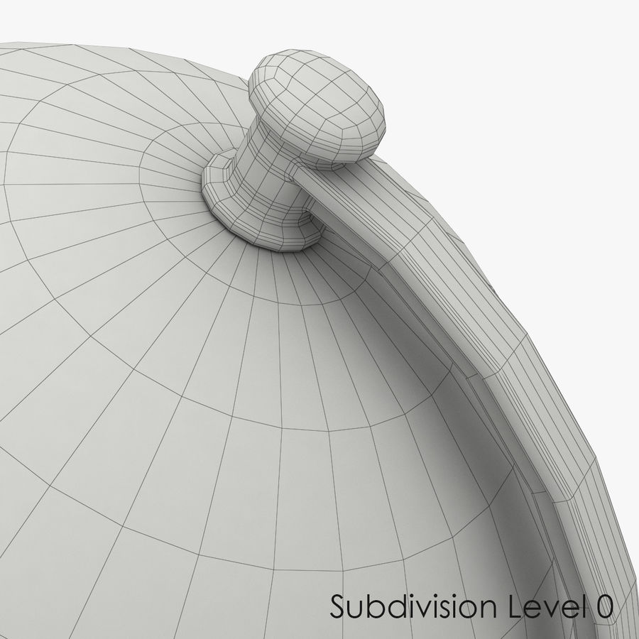 Roterende globe royalty-free 3d model - Preview no. 9