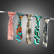 Tienda foulards modelo 3d