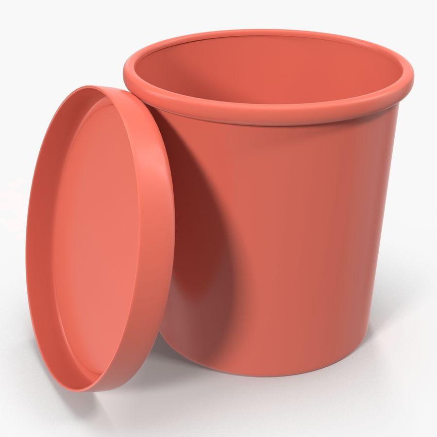 冰淇淋品脱通用包 royalty-free 3d model - Preview no. 7