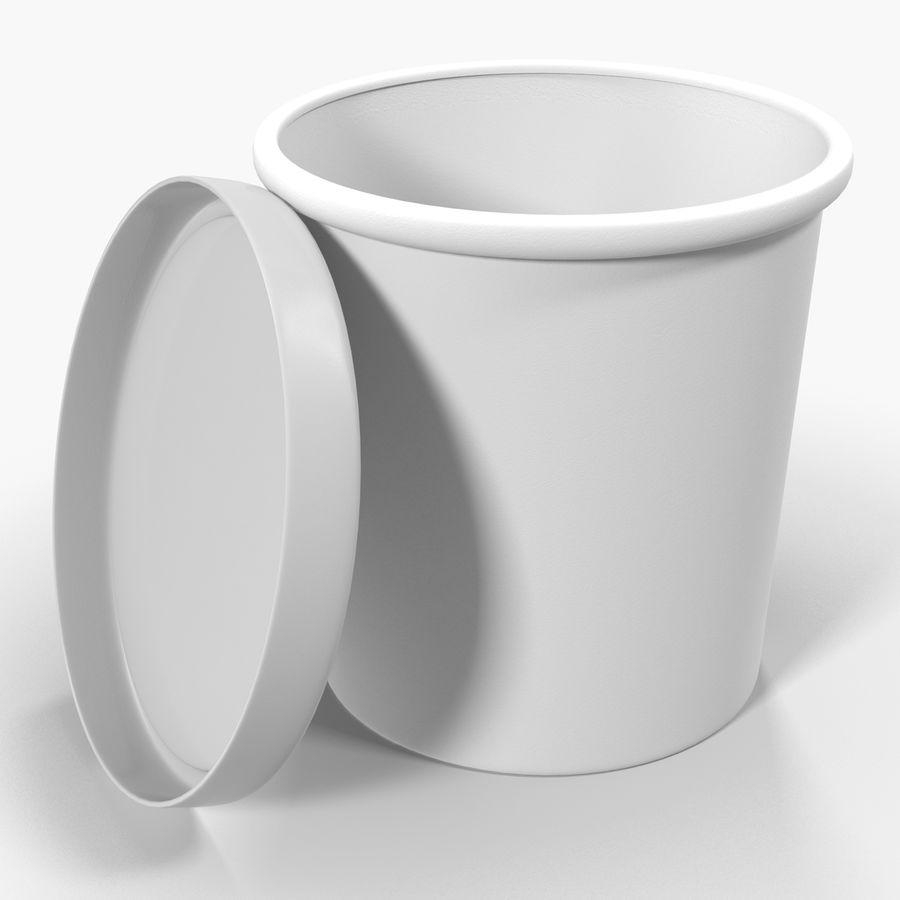 冰淇淋品脱通用包 royalty-free 3d model - Preview no. 3