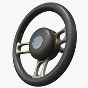 Steering wheel 3d model