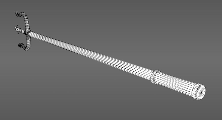 Trident - gra gotowa royalty-free 3d model - Preview no. 10