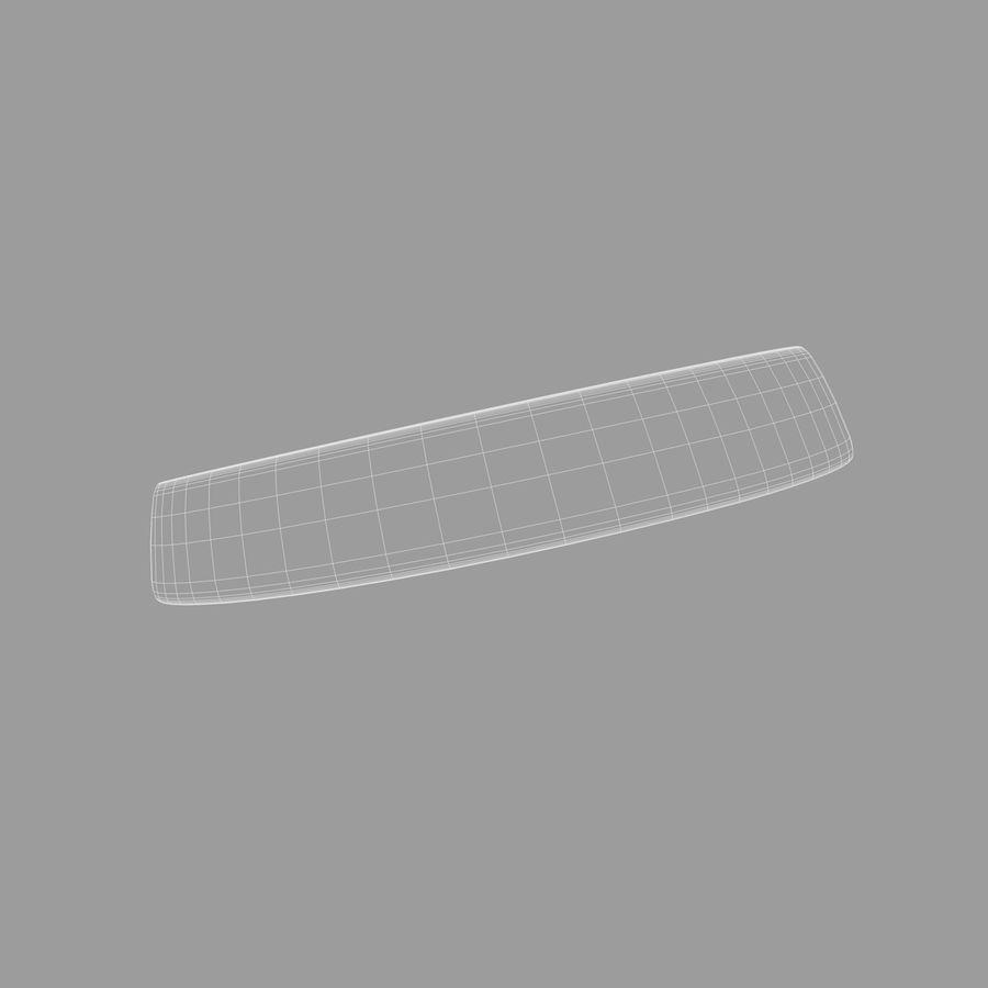 Sportstirnband V.2 royalty-free 3d model - Preview no. 8