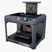 Stampante 3D MakerBot Replicator 3d model