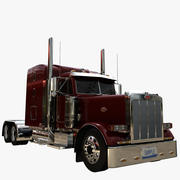 Peterbilt Kamyon 3d model