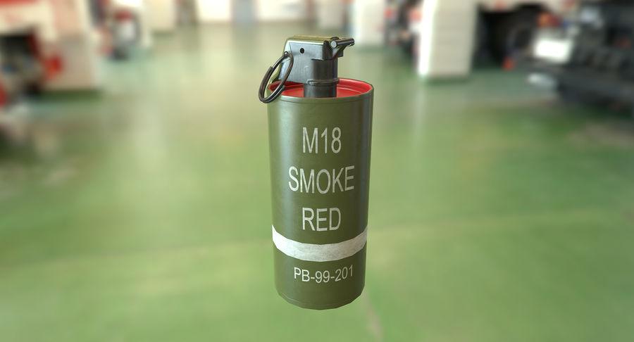 Smoke Grenades 3D Model $19 -  max  obj  fbx  3ds - Free3D