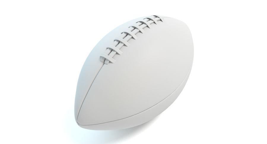 Zestaw piłkarski royalty-free 3d model - Preview no. 23