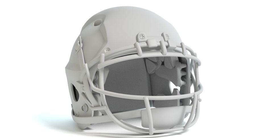 Zestaw piłkarski royalty-free 3d model - Preview no. 5