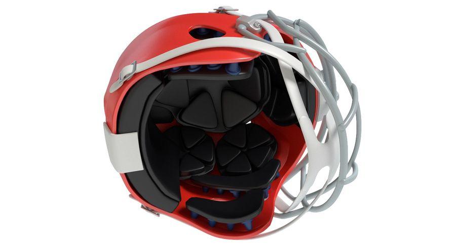 Zestaw piłkarski royalty-free 3d model - Preview no. 3