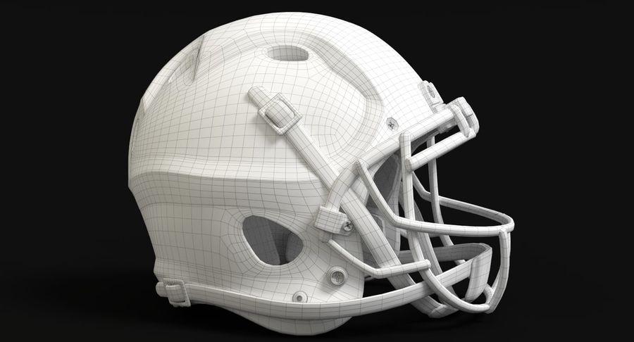 Zestaw piłkarski royalty-free 3d model - Preview no. 8
