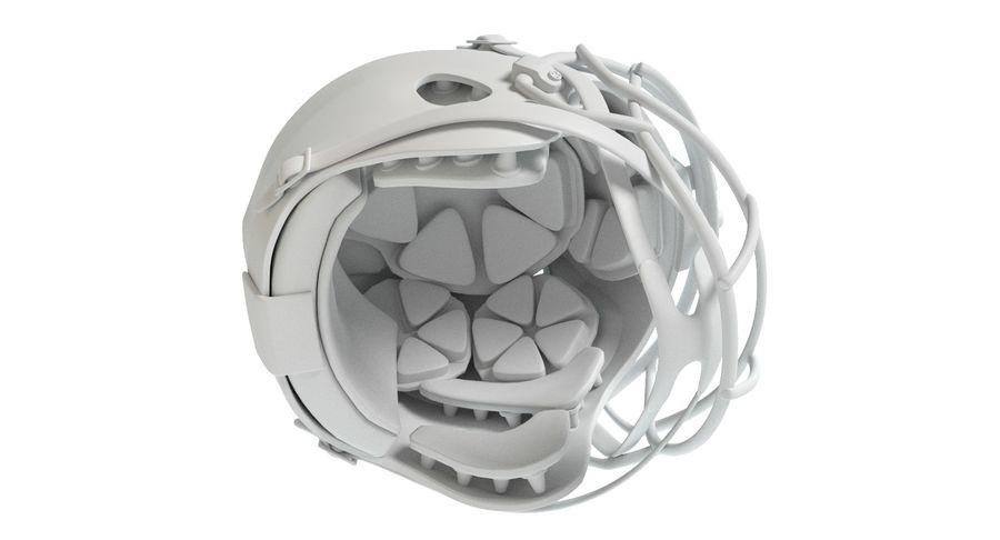 Zestaw piłkarski royalty-free 3d model - Preview no. 6