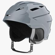 Helm Ski 3d model