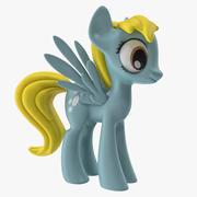 Min lilla ponny Derpy 3d model