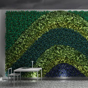 Vertikale Gartenarbeit 3d model