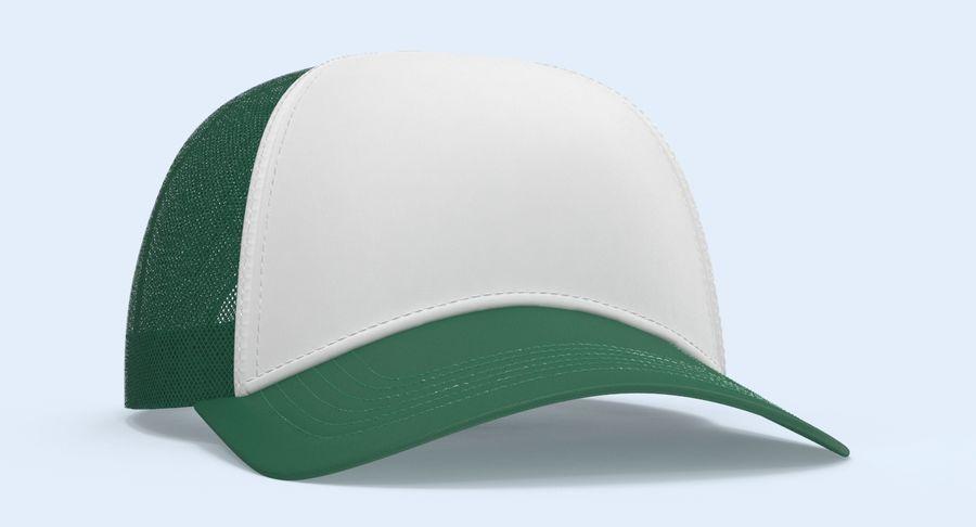 Boné de baseball royalty-free 3d model - Preview no. 9