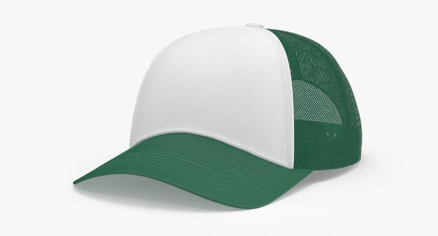 Baseball Cap royalty-free 3d model - Preview no. 2