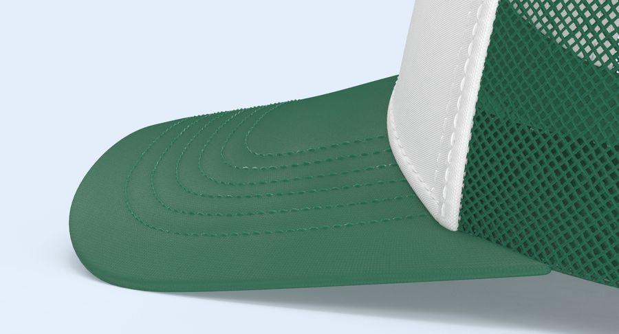 Baseball Cap royalty-free 3d model - Preview no. 12