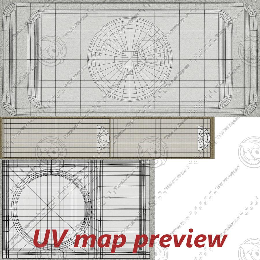 猫の木1 royalty-free 3d model - Preview no. 13
