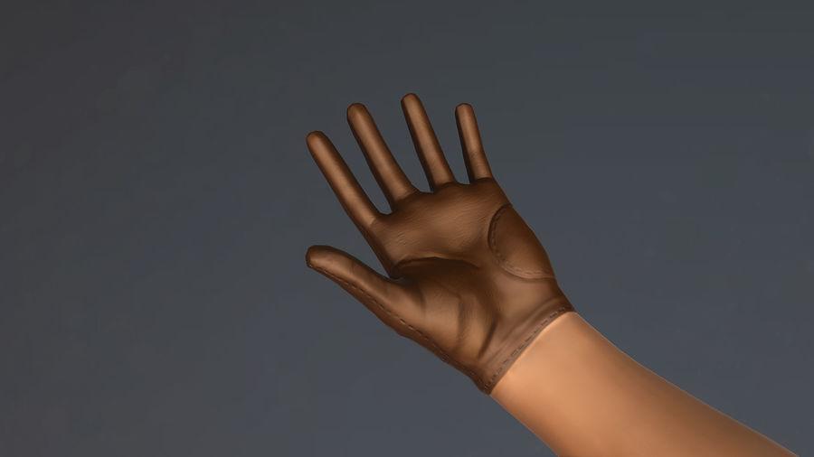 FPS-Hand der nächsten Generation royalty-free 3d model - Preview no. 2