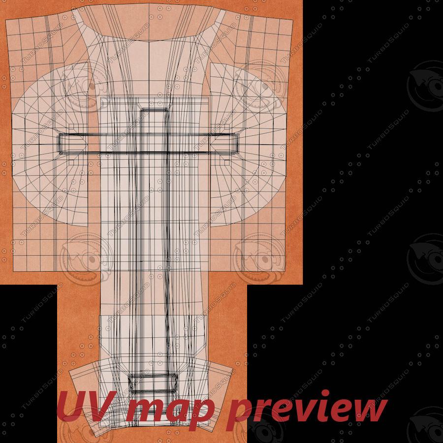 Bir lastik tokmak royalty-free 3d model - Preview no. 11