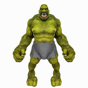 Troll Angry 3d model