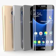 Samsung Galaxy S7 Edge 3d model