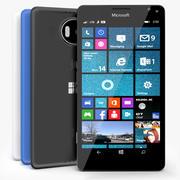 Microsoft Lumia 950 XL 3d model