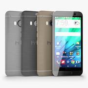 HTC M9 Plus 3d model