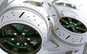 Motor concept 3d model