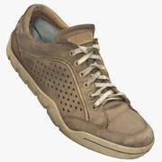 Ecco Old Sneakers 3d model