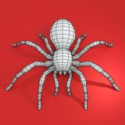 거미 독거미 3d model