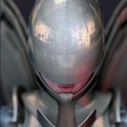 The Seraph (Cyborg) 3d model