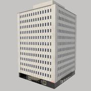斯坦达特酒店 3d model