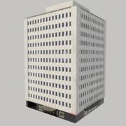 Standart hotel 3d model