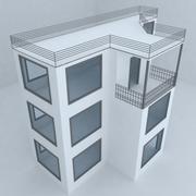 villa 7 3d model