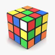 Rubiks Cube 2 3d model