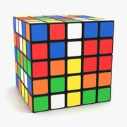 Rubiks Cube 5x5 3d model