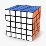 Rubiks Professional 5x5 Cube 3d model
