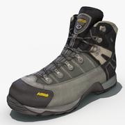 Asolo SWAT FBI HRT Boots 3d model