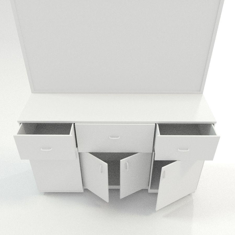 내각 royalty-free 3d model - Preview no. 5
